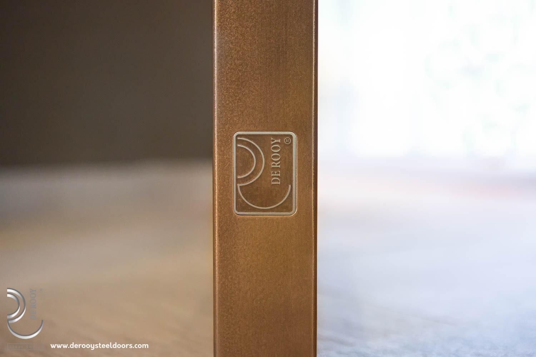 Bronzen taatsdeuren van De Rooy
