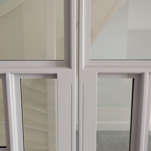 De Rooy Metaaldesign grijze stalen deuren