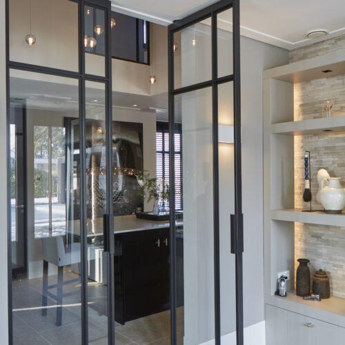 Stalen deuren in Veenendaal