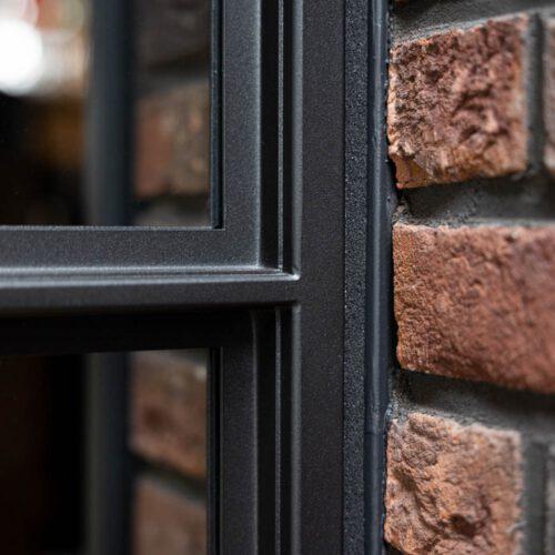 Details stalen deuren profielen