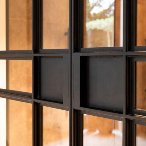 Gropius handgreep stalen deuren