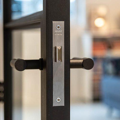 Handgreep stalen deuren