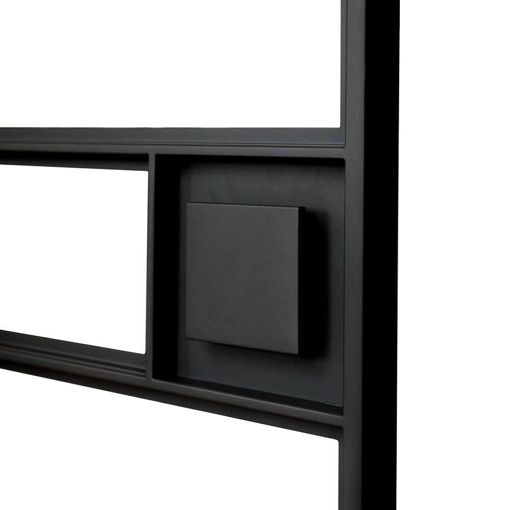 Stalen deuren DRM-G9 Greep Vierkant