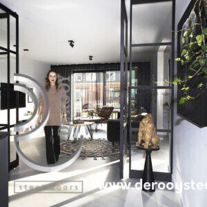Stalen deuren in Zaandam