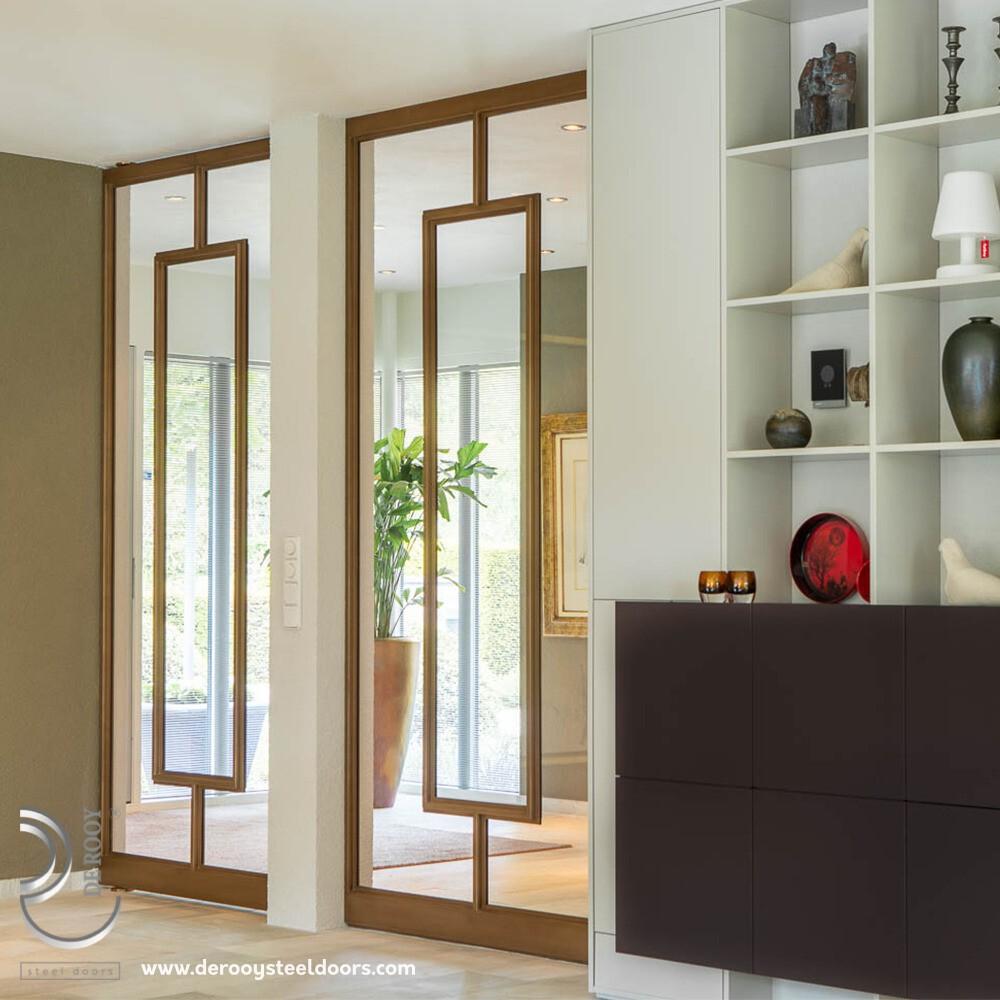 Stalen deuren trends 2021 bijzondere kleuren