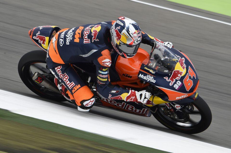 Bendsneyder Moto3 TT Assen (foto: AJO Motorsport)