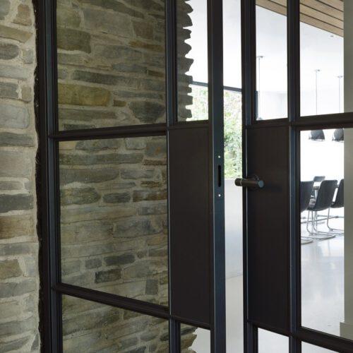 Stalen deuren in Soest